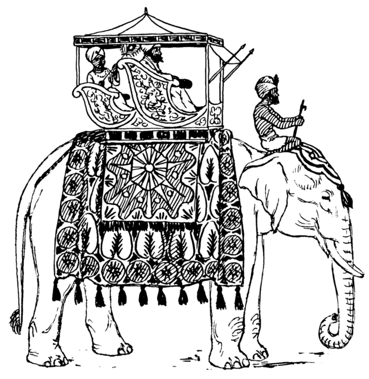 ELEPHANT AND CASTLE地名由來